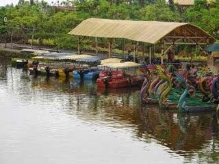 Objek Wisata Taman Matahari Puncak Bogor