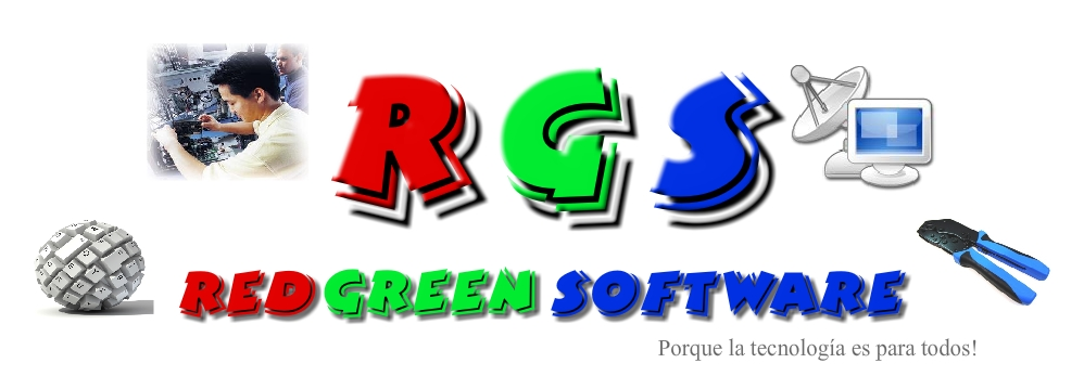 Red Green Software