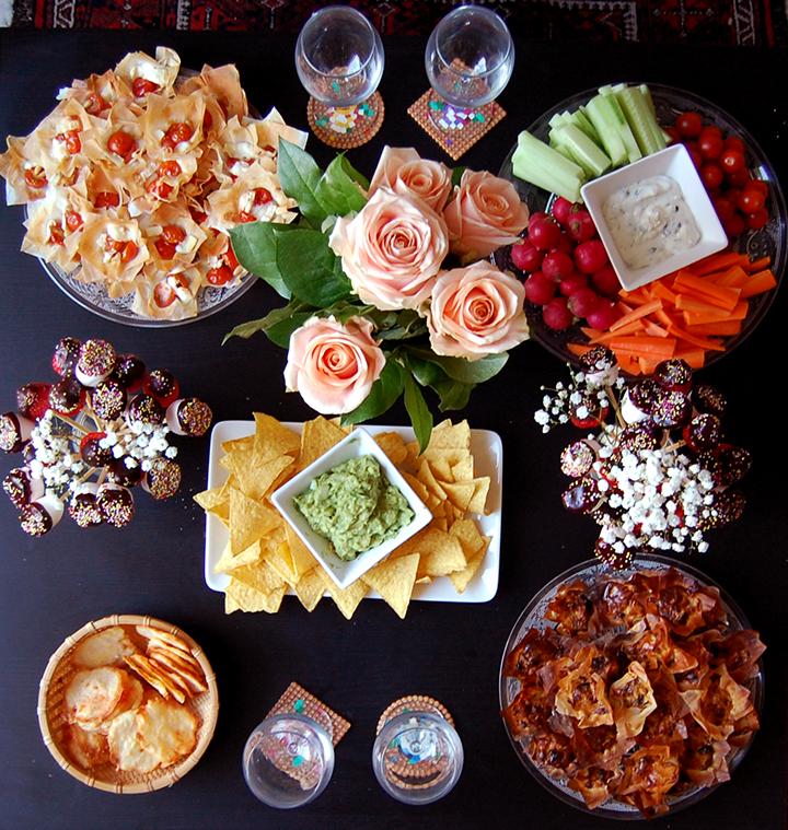 Blog cuisine diy bordeaux bonjour darling anne laure for Idee repas soiree
