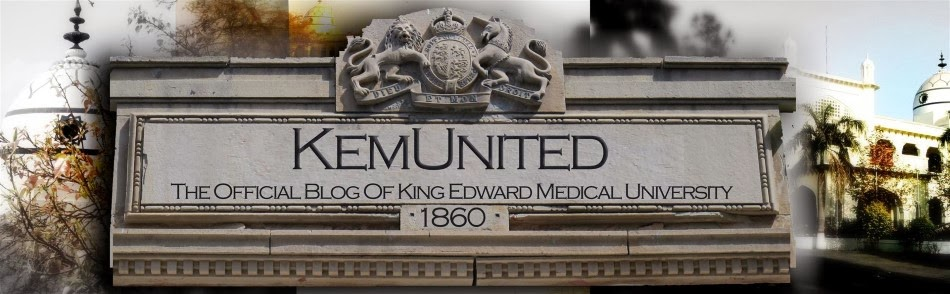KemUnited - The King Edward Medical University Blog