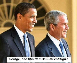 bush e obama