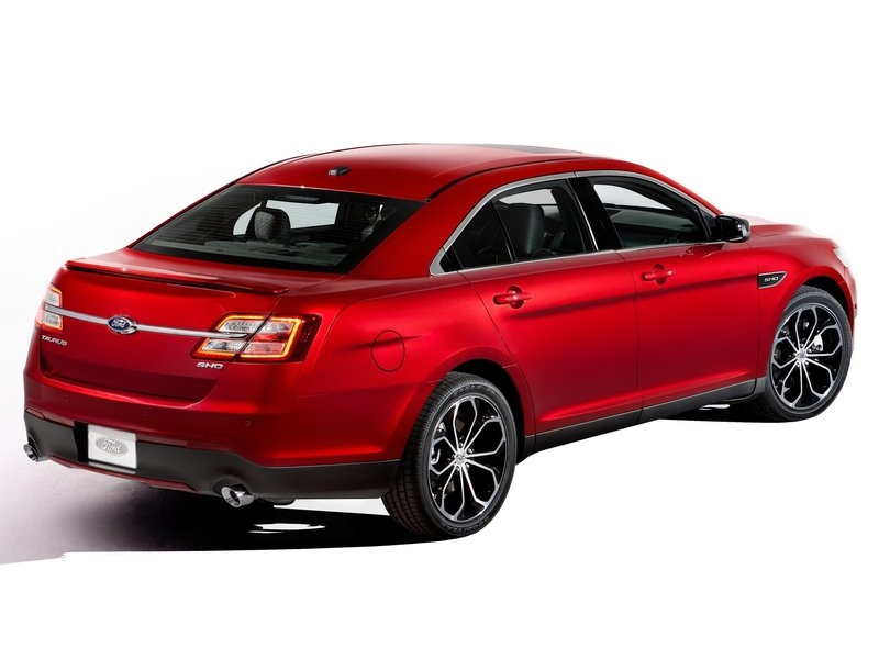 all car news the new 2012 2013 ford taurus sho features. Black Bedroom Furniture Sets. Home Design Ideas