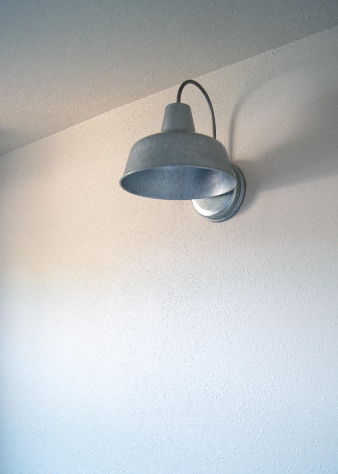 Barn Style Light