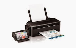 reset waste ink pad counter on epson l100 printers
