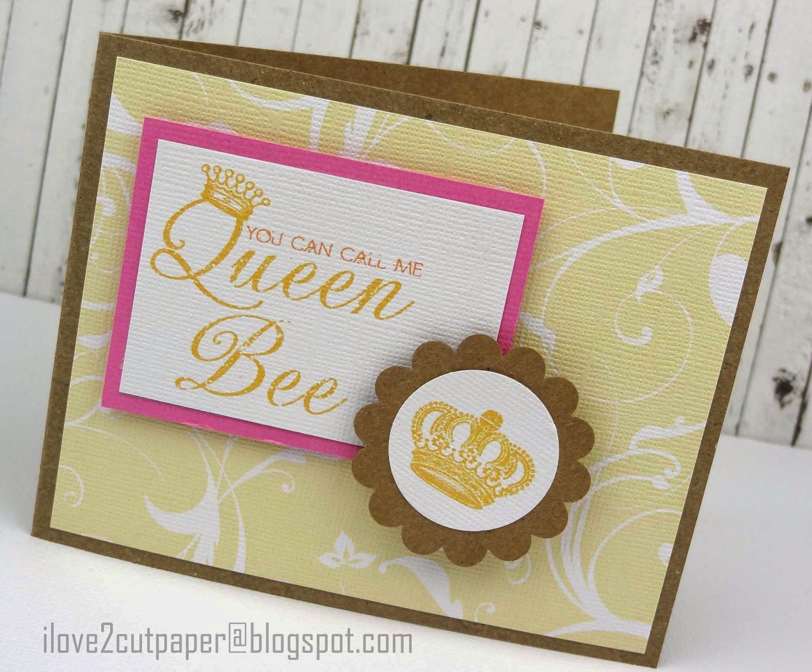 Queen Bee graphics