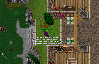Tibia Tutorial: Downport!
