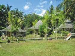 Hotel Bintang 2 di Lombok - Segar Village