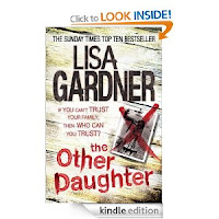 a weekend of crime novels The other daughter by Lisa Gardner