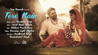 Tere-Nain-Ravinder-Ravi-Mp3-Download-Lyrics-HD-Video