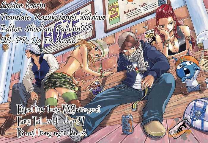 TruyenHay.Com - Ảnh 32 - Fairy Tail Chap 27