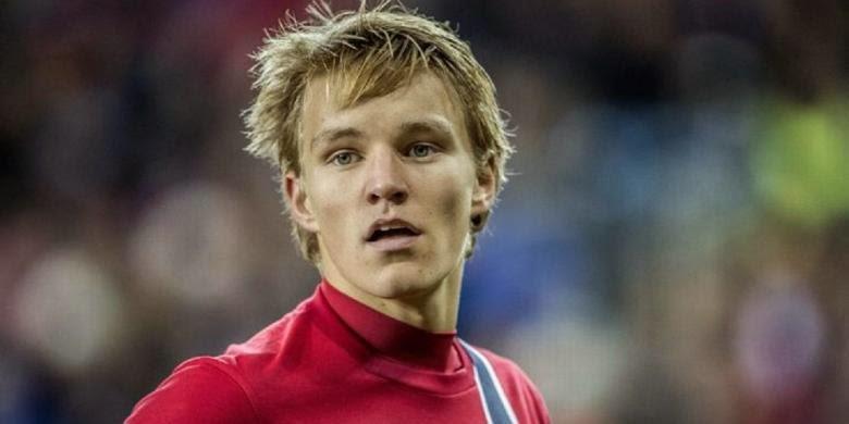 Gelandang Muda Norwegia Berlabuh Di Real Madrid