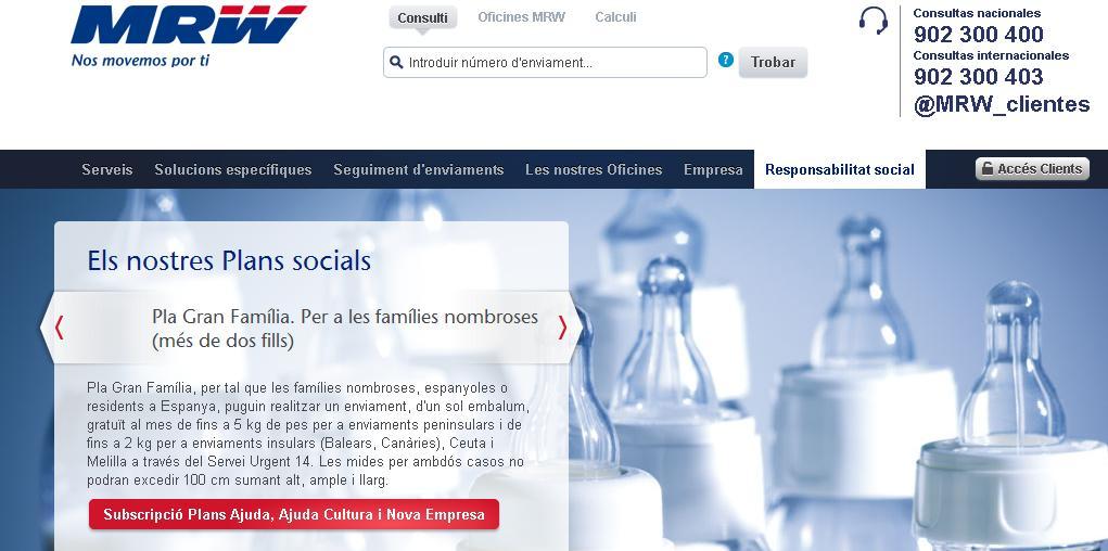 Cosas de padres e hijas julio 2012 for Oficinas de mrw en madrid