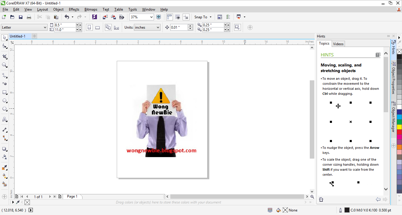 corel draw x7 full patch
