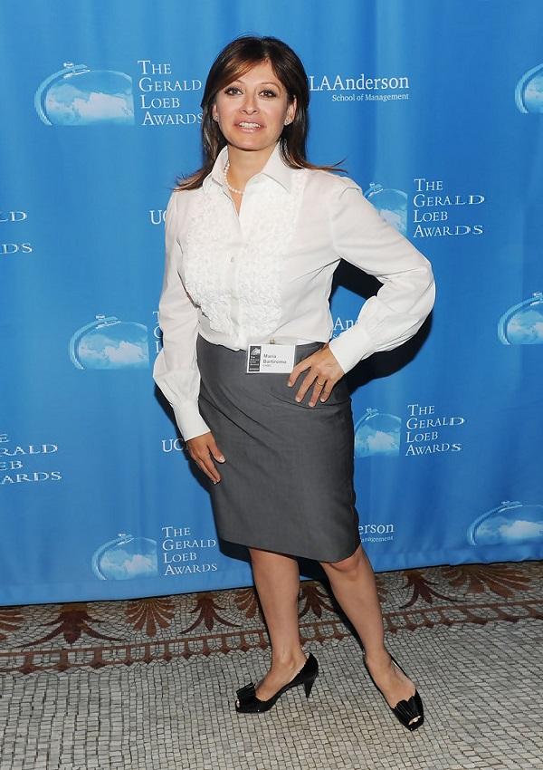 MARIA BARTIROMO - Top Ladies Celebrity News   VictoriaRud