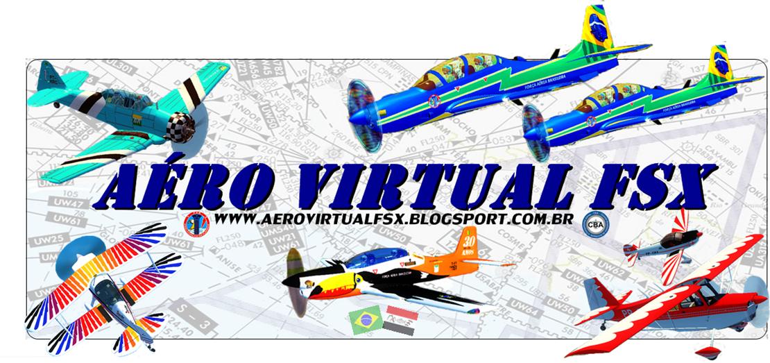 Aéro Virtual FSX