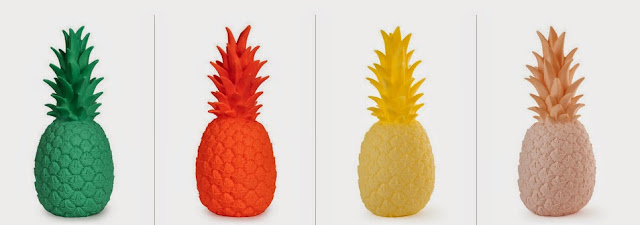 Pineapple Light, Funky Light, The Kid Who