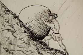 La escuela hoy, y el mito de Sisifo