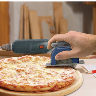 Image: Circular Saw Pizza Wheel - Shop USA