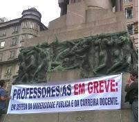Manifestação Bovespa