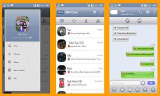 Download BBM Mod iyOS 6 V0.1.1