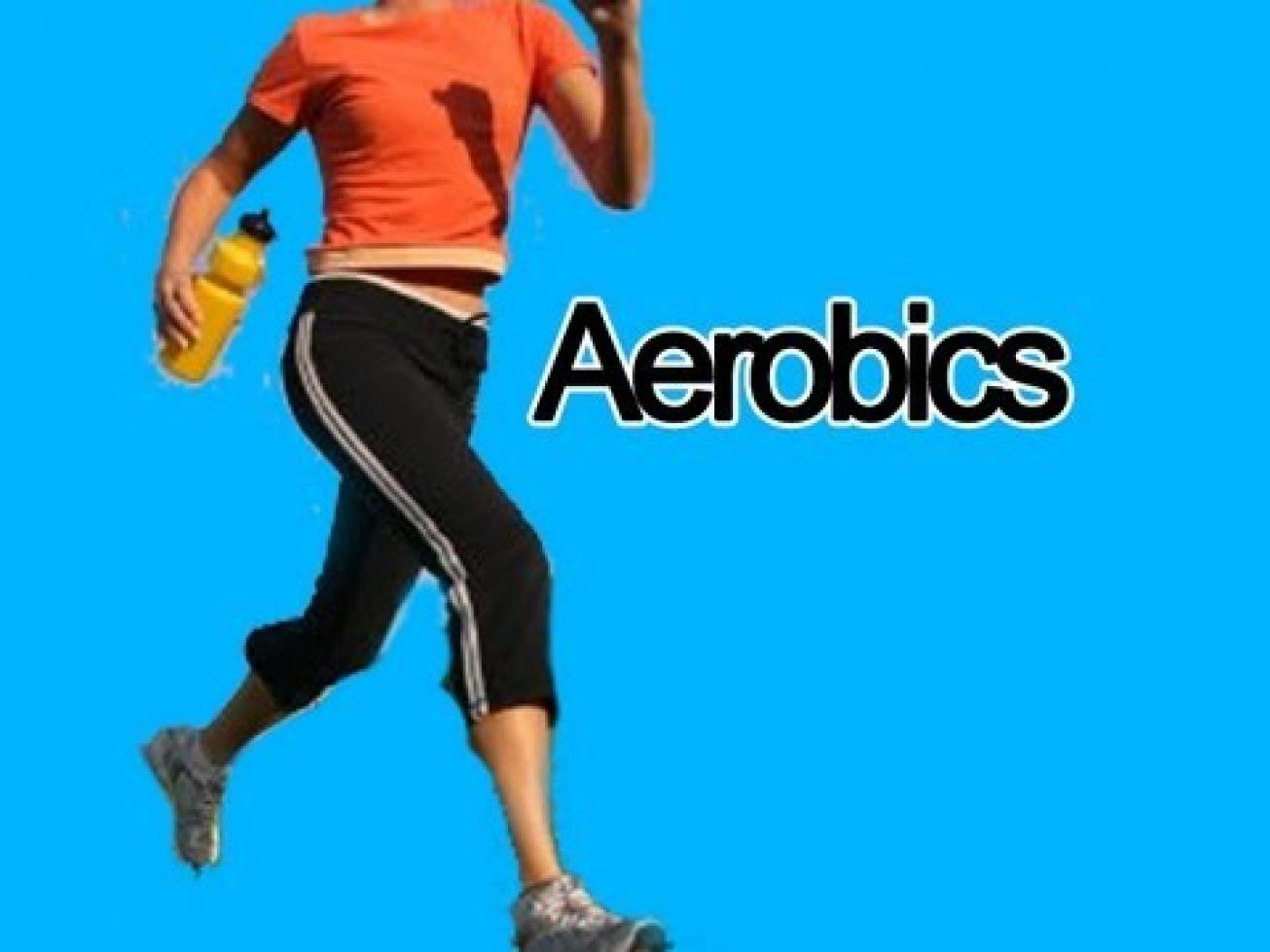 aerobic activities Also called aerobic exercise, endurance exercise includes activities that increase  your breathing and heart rate such as walking, jogging, swimming, and biking.