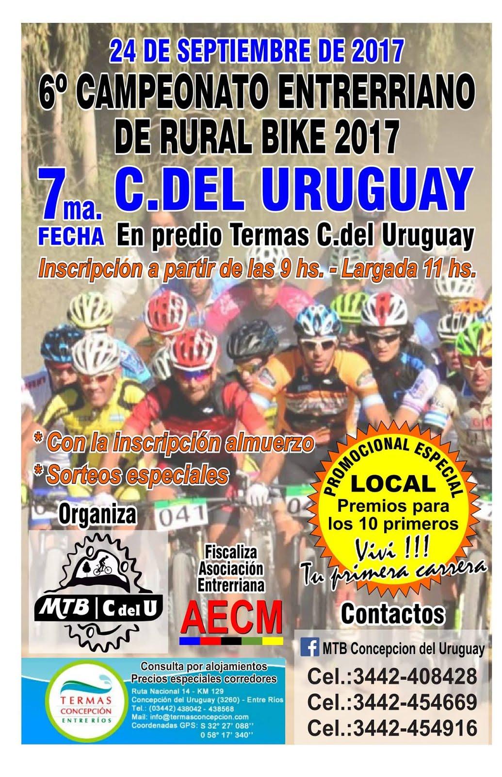 6º Rural Bike - AECM