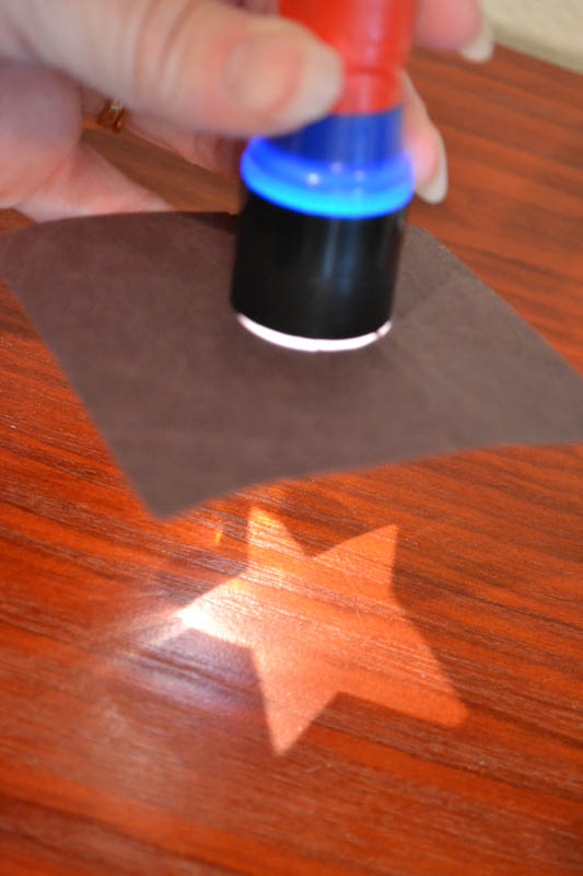 Bible class creations follow the star