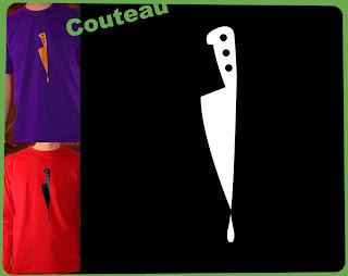 couteu goutte  forme flex  tee-shirt t-shirt  flex www.rueduteeshirt.com