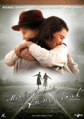 [FILME- Resenha] Minha querida Anne Frank