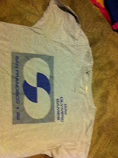 Gay Olympics T-shirt