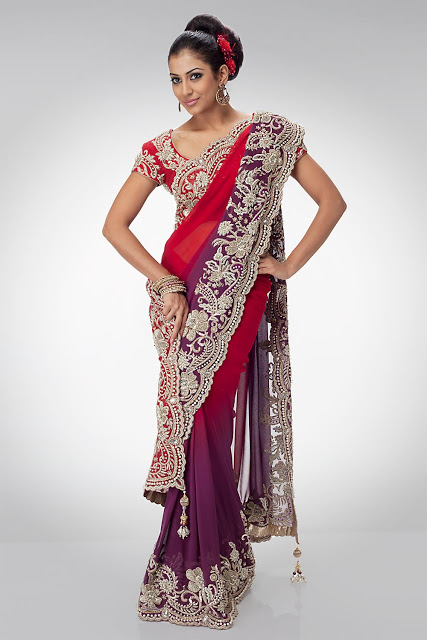 Bridal-Saree-Party-Wear