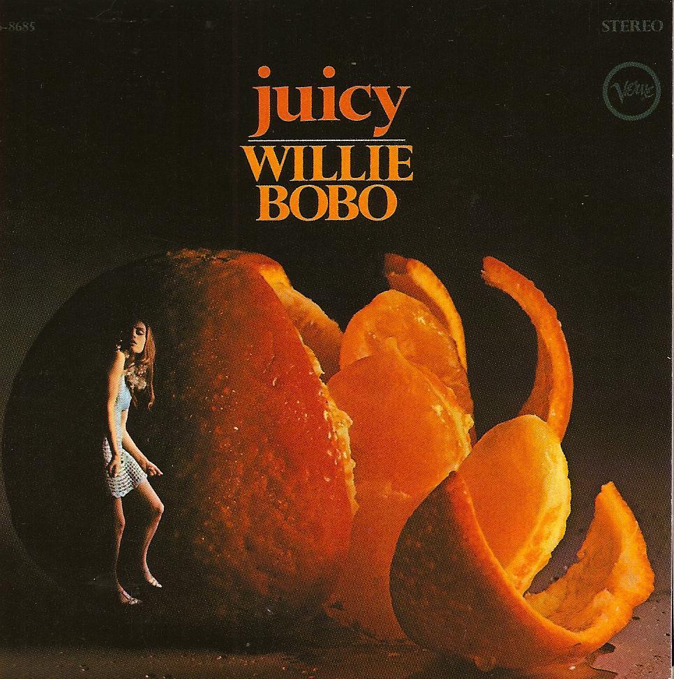 Willie Bobo Verve Celebrity Scene