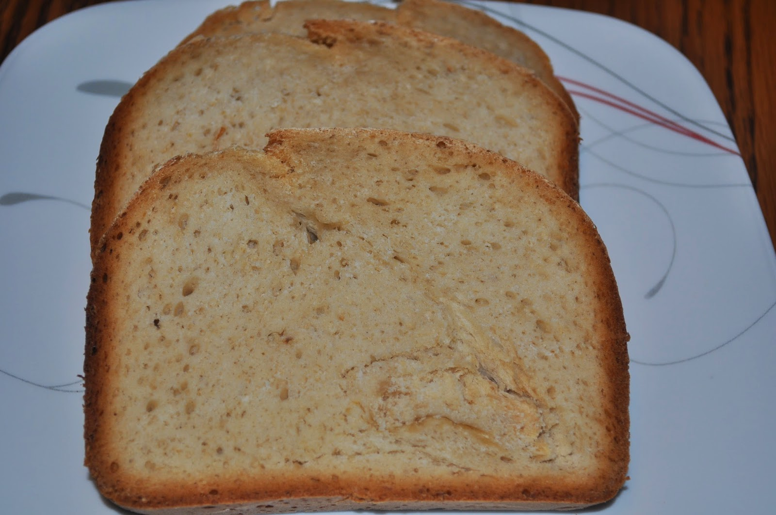 Beth's Favorite Recipes: LIGHT OAT BREAD