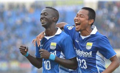 Persib Bandung Kalahkan New Radiant 4-1