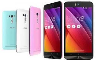 Harga Asus Zenfone Selfie ZD551KL, Spesifikasi Jaringan 4G LTE Kualitas Mempuni