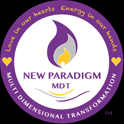 Todas nuestras activaciones y trabajo energético proviene de Shamballa - New Paradigm MDT