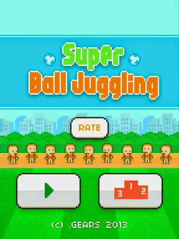 Super Ball Juggling By Dong Nguyen
