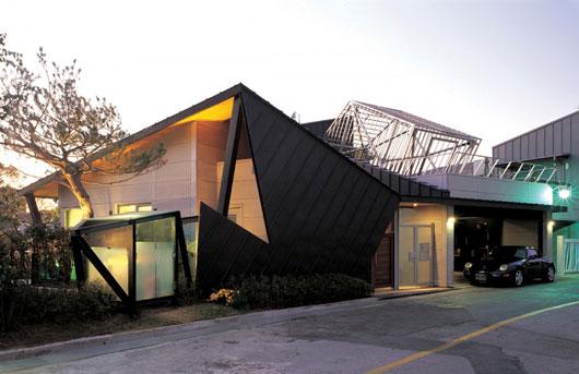 Korean house design back 2 home for Small house design korean