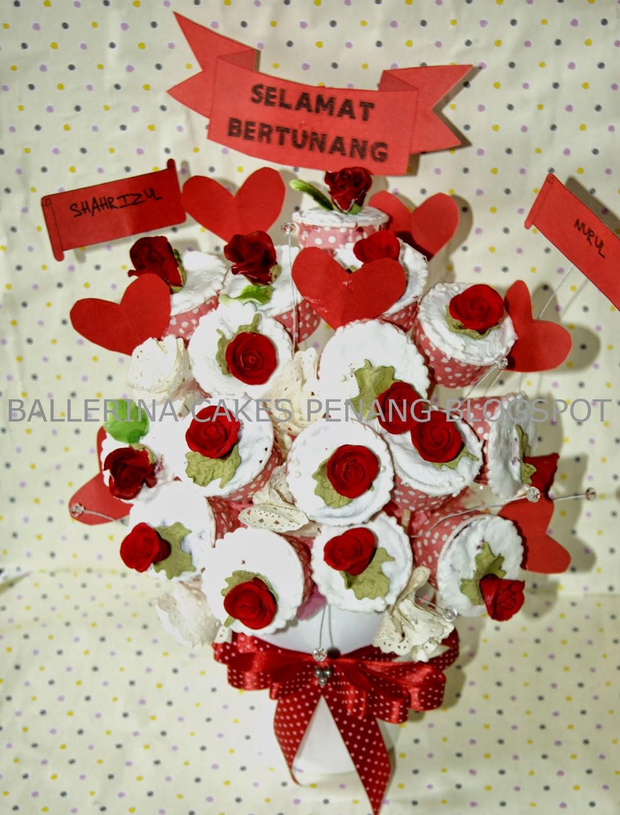 Bouqet Cupcake