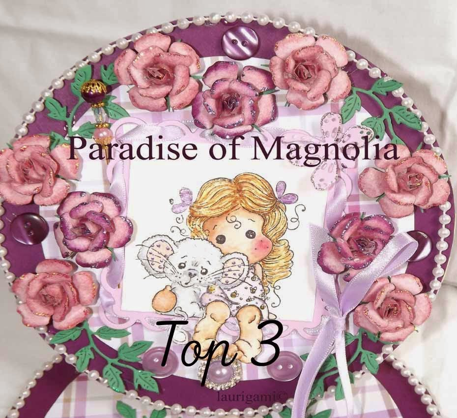"TOP 3 ""Paradise of Magnolia#3"""