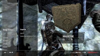 Dragonstone Skyrim
