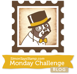 Simon Says Monday Challenge