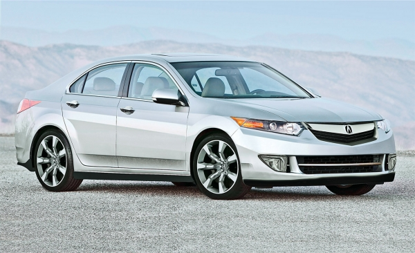 2012 acura tl changes