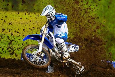 2012 Yamaha YZ250F Motocross - Offroad