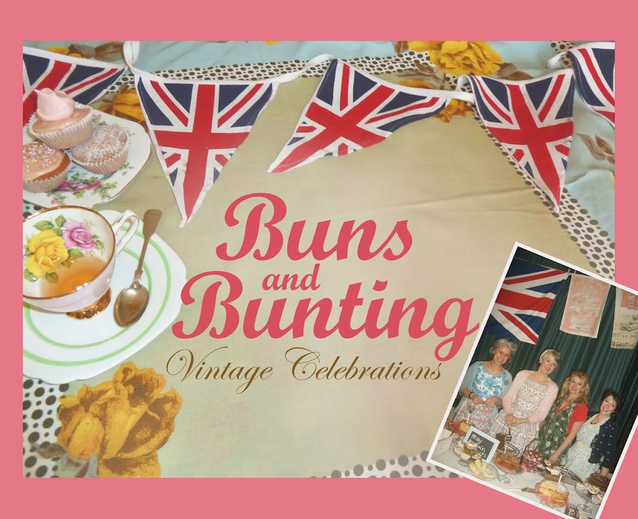 Buns and Bunting...