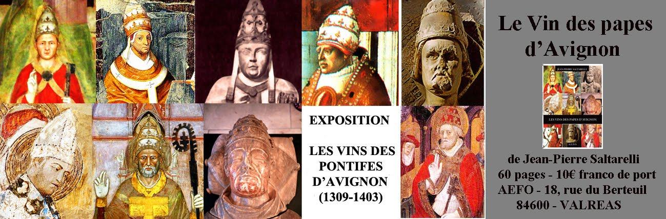 LE VIN DES PAPES D'AVIGNON
