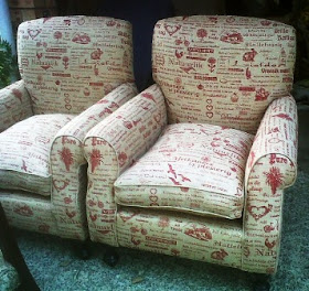 Quirky Arm Chairs