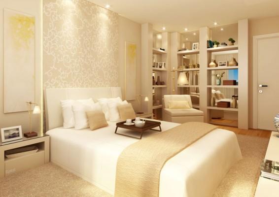 Renovar el dormitorio dormitorios con estilo - Dormitorio beige ...