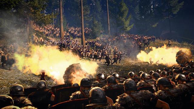 Total War: Rome 2 HD Wallpaper