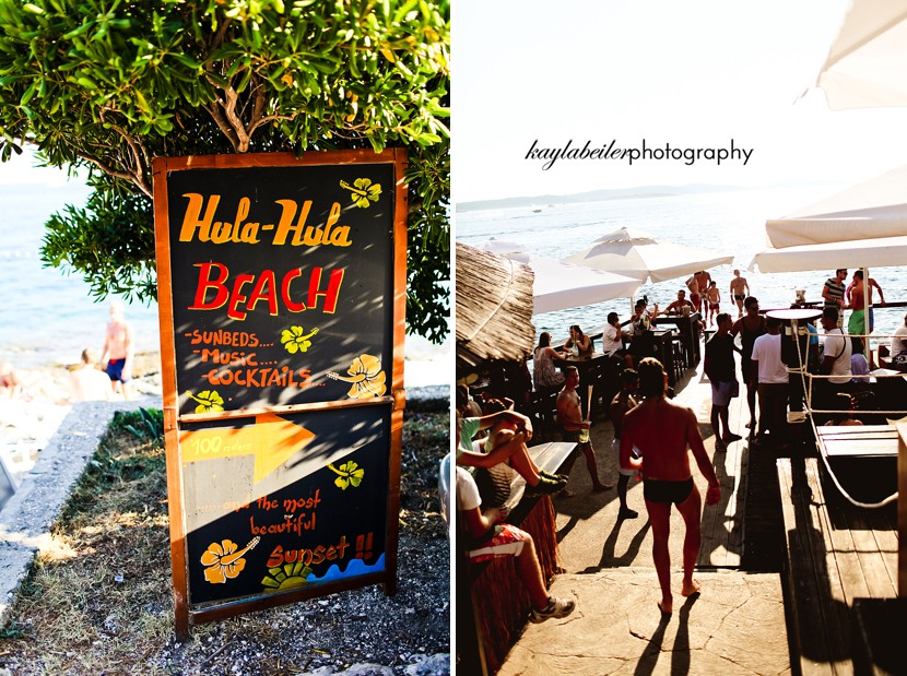 hula hula beach bar photo